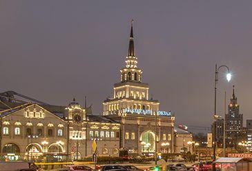 ДЖВ, Москва